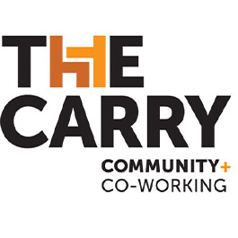 logo for the carry