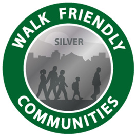 walk friendly communities logo